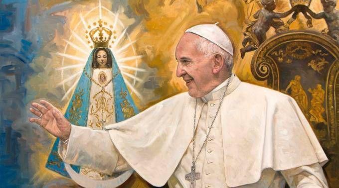 Papa Francisco recibe este hermoso regalo del Vaticano por su 80 cumpleaños 29/11/2016 - 06:17 pm .- Con motivo del cumpleaños 80 del Papa Francisco el próximo 17 de diciembre, la Oficina Filatélica y Numismática del Vaticano emitió un sello postal conmemorativo que reproduce una hermosa pintura del Santo Padre.
