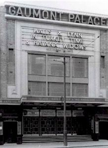 The Gaumont Palace, High Road, Wood Green 1934