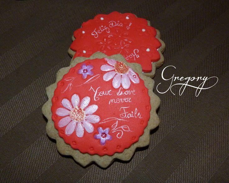 Galletas decoradas Gregory