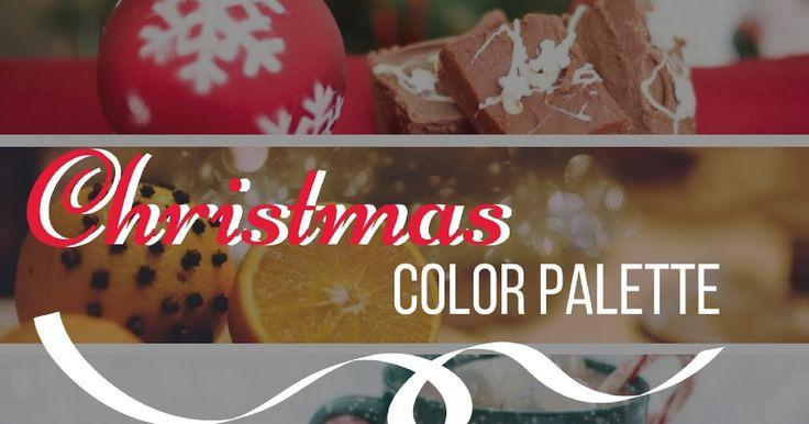 3 Χριστουγεννιάτικοι συνδυασμοί χρωμάτων για το blog σου  http://ift.tt/2fYlF7Q