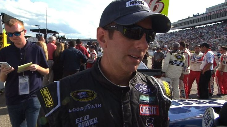 Greg Biffle Finishes Top 5 at Loudon - 2016 NASCAR Sprint Cup