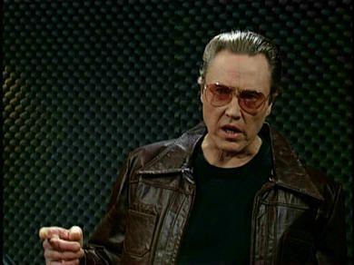 Christopher Walken - More cowbell! Saturday Night Live, April 8, 2000
