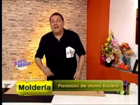 Hermenegildo Zampar - Bienvenidas TV -  Finaliza la explicación del traz...