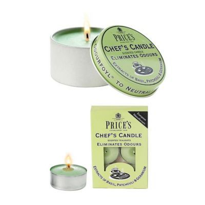 Chef's Candles in candles and home fragrance at Lakeland