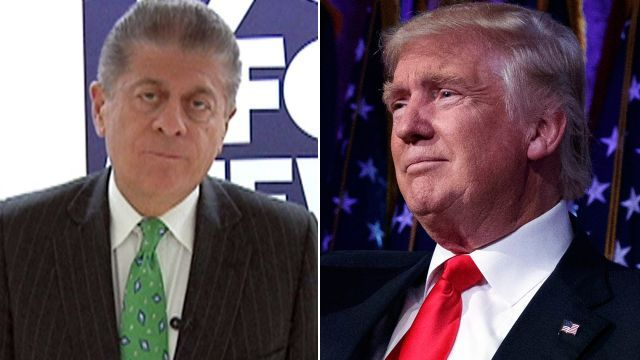 Judge Napolitano's Chambers: Judge Andrew Napolitano explains how Hillary Clinton ignored America's 'forgotten man' and why those voters moved from voting Democrat to Republican