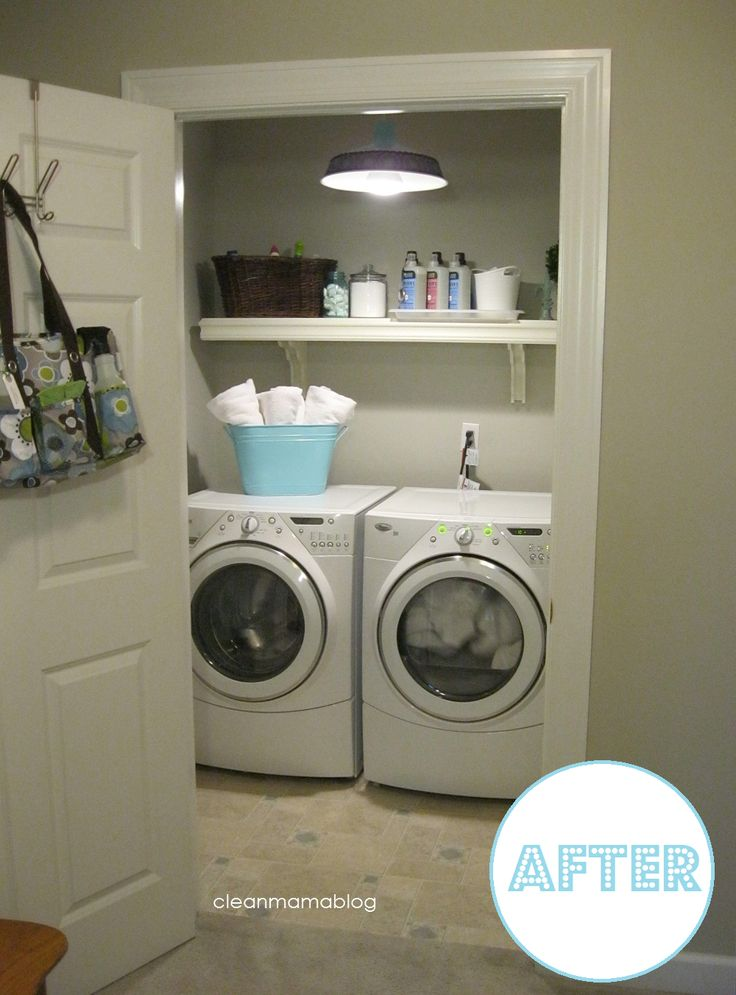 Laundry Room Ideas Diy Cleaning Supplies