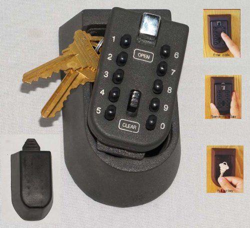 Secure Key Locker Storage Lock Box with Weatherproof Cover by TruePower, http://www.amazon.com/dp/B0041HJJGE/ref=cm_sw_r_pi_dp_BsEisb08E1XSH