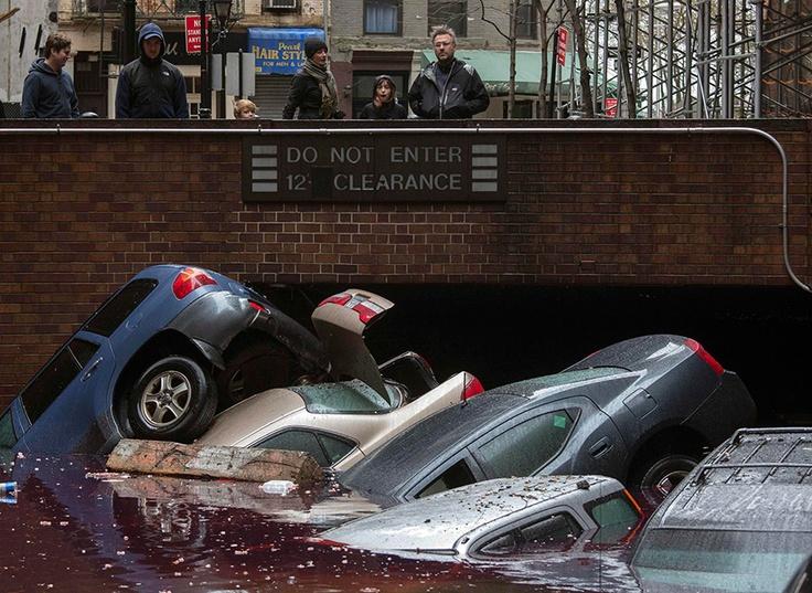 парковка финансового округа Нижний Манхэттен REUTERS/Adrees Latif