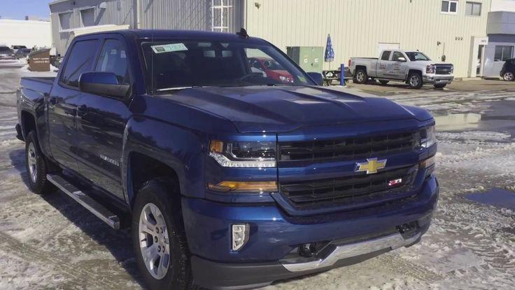 Blue 2018 Chevrolet Silverado 1500