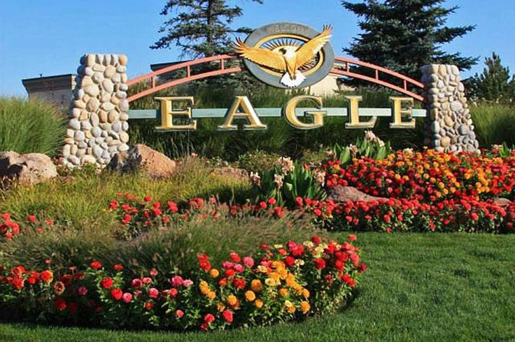 City Of Eagle, Idaho. One Of The