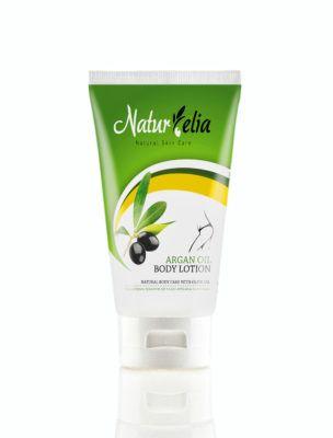 Body lotion olijfolie en Argan olie 150ml. vochtinbrengende lichaamscreme
