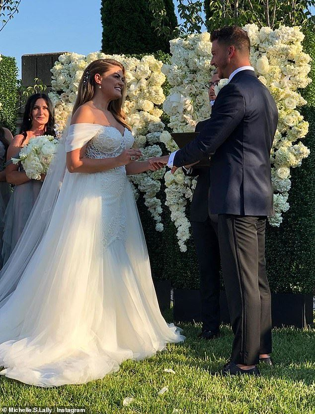 Inside Jax And Brittany S Wedding Reception And Wild After Party Gorgeous Wedding Dress Wedding Dress Finder Wedding Dresses