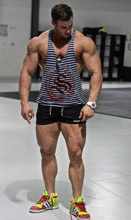 Pin by Rufus RedWolf on Gymspiration | Pinterest | Calum von, Bodybuilding and Fitness