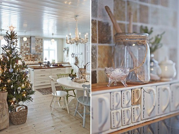 Hvit jul på Balke gård - Boligpluss.no