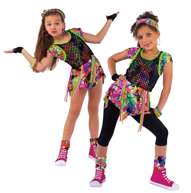 Spring Recital costume for my Hip Hop II girls | Dance poses hip hop | Pinterest | Spring Style ...