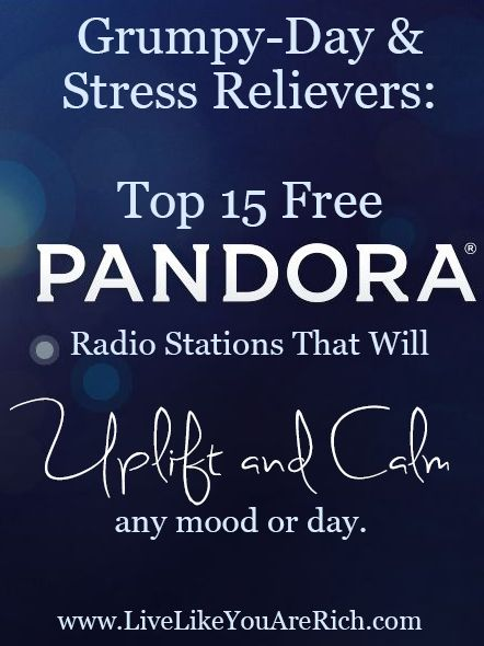 Great list, fun stations that are free!