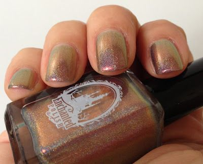 Polished Marvels: Enchanted Polish Congratulations