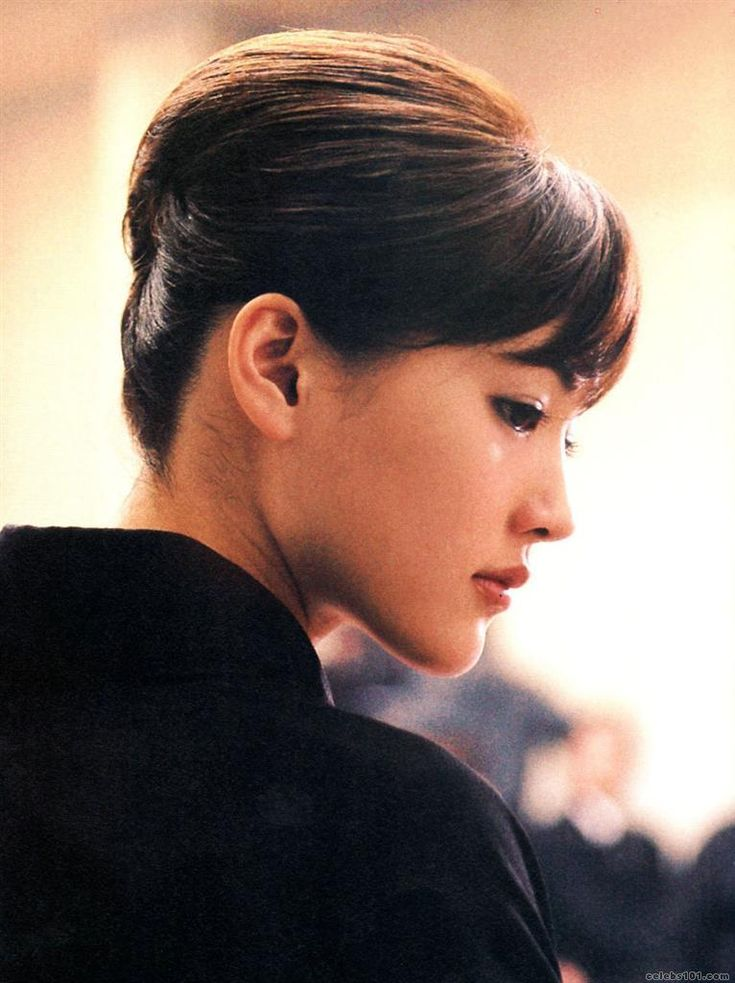 Haruka Ayase - perfect nose