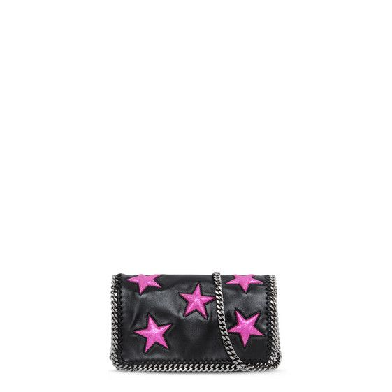 5208a67c650a ... Shop the Black Falabella Alter Nappa Star Cross Body Bag by Stella  Mccartney at the official  Radley London ...