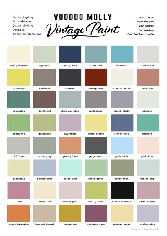Related Image Paint Color Chart Vintage Paint Colors Home Paint Colour