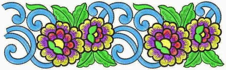 Cuban Clothing Foam Embroidery Lace Designs - Embdesigntube