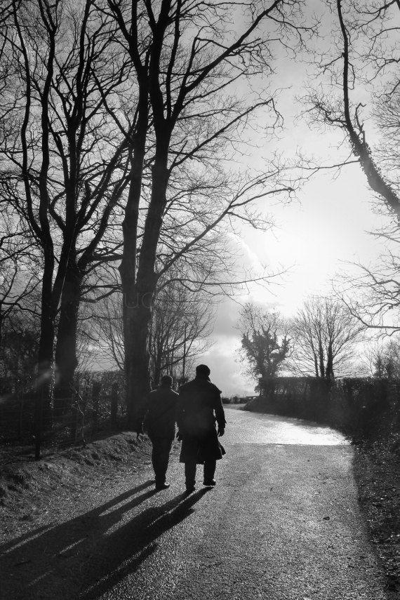 Two Men Walking (Judith Kimber Photography)