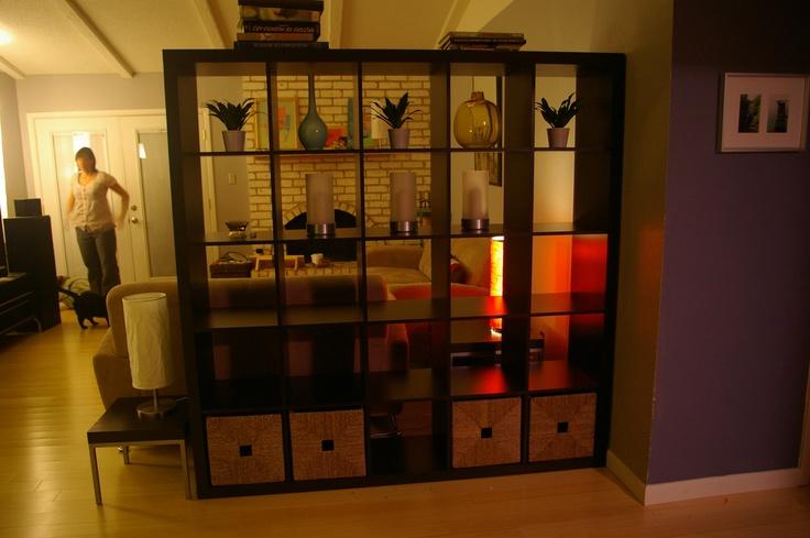 Image Result For Living Room Kitchen Divider