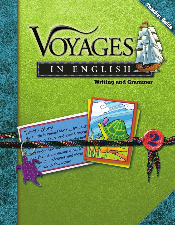 Voyages in English Grade 2 TE  Voyages in English Writing and Grammar has been revised to give you all the tools you need to make classroom writing and grammar instruction more flexible and more efficient than ever before. This edition provides the same depth of grammar practice that teachers love with new features for writing success. Extensive diagramming in every grade helps students with the writing section of the SAT.