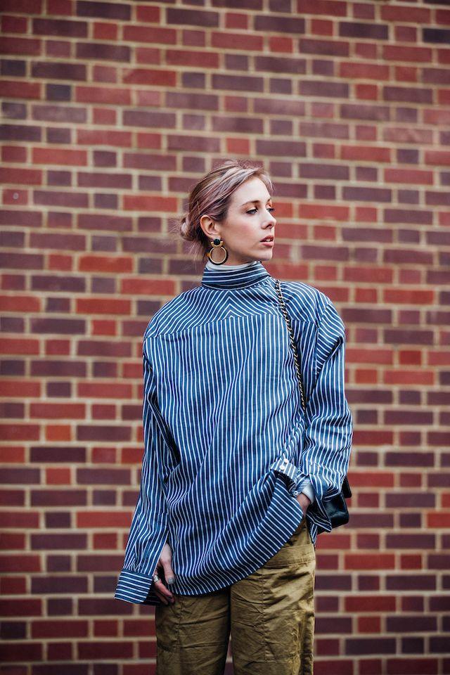 背中をセンシュアルに魅せるシャツドレスに、ビッグシルエットのジャケットにメリハリを出すワイドベルトetc... シック好きがとことんこだわるディテールを大研究!