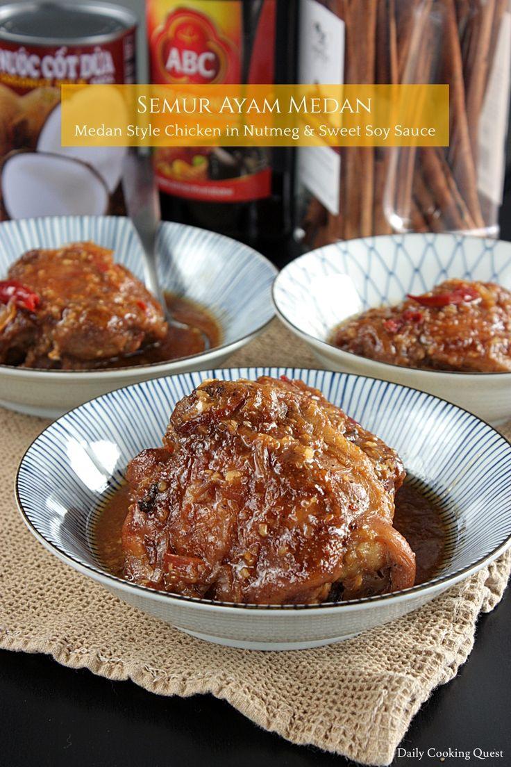 Semur Ayam Medan