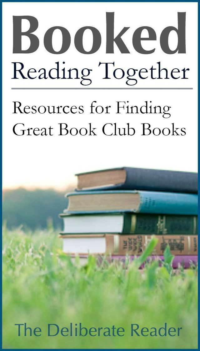Resources for Discovering Great Book Club Books