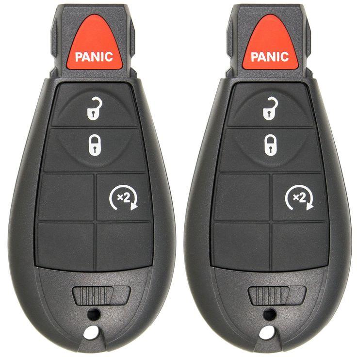 Keyless2Go Keyless Entry Remote Car Key for RAM Vehicles