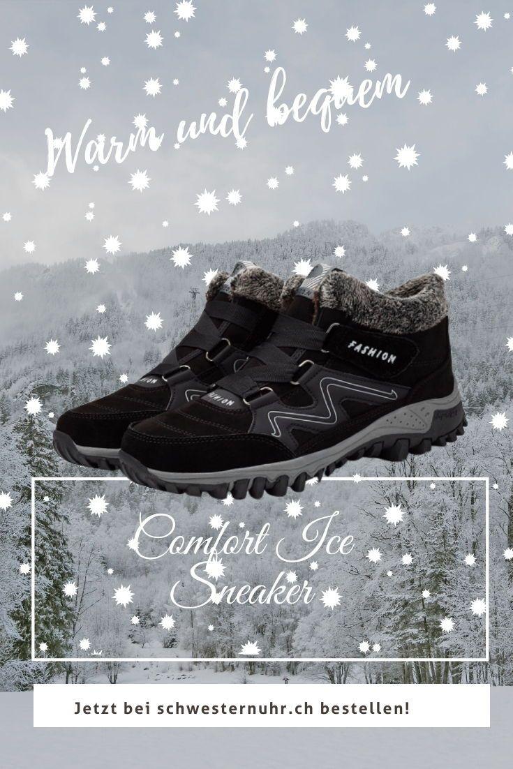 Comfort Ice Sneaker in 2020 | Sneaker, Turnschuhe, Winterstiefel
