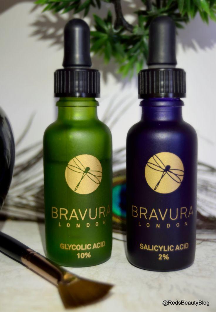 Bravura London - Glycolic Acid & Salicylic Acid