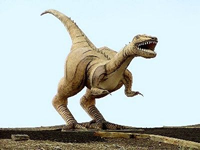 Real+Dinosaur | Gertie, the real dinosaur, probably resembled this creature which like ...