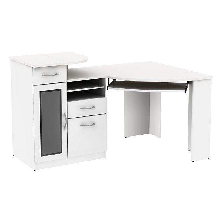 Black And White Corner Desk   Living Room Sets Furniture Check More At  Http:/
