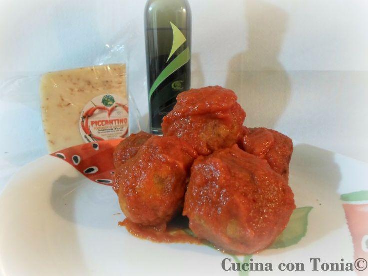 Cucina con Tonia: Polpette piccanti in sugo