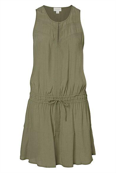 Split Front Dress #witcherywishlist