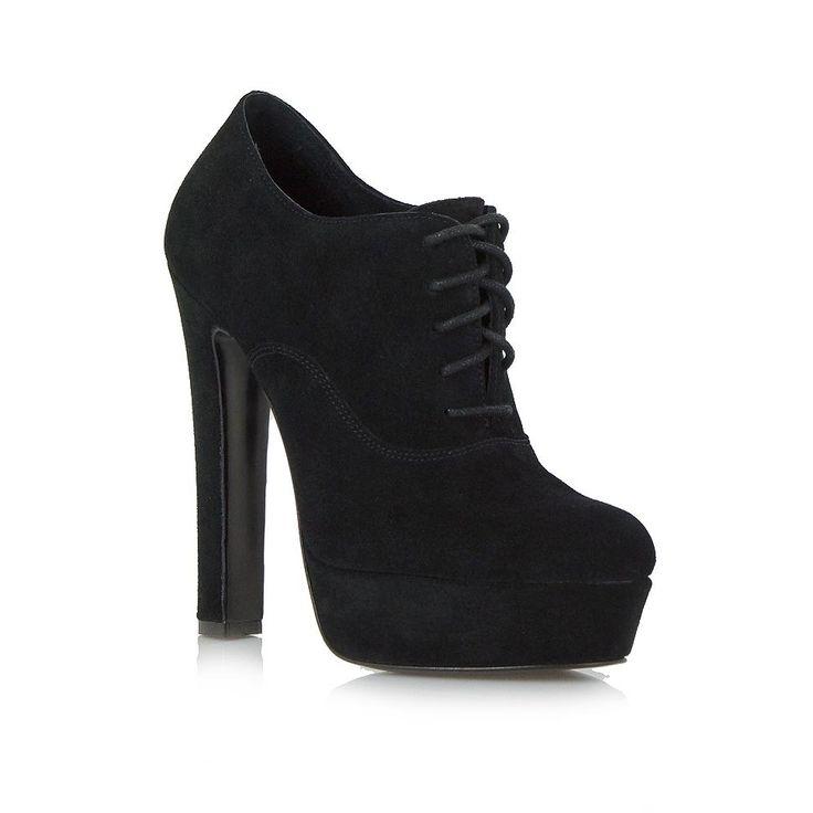 stylish & fashionable lace-up heeeled shoes!