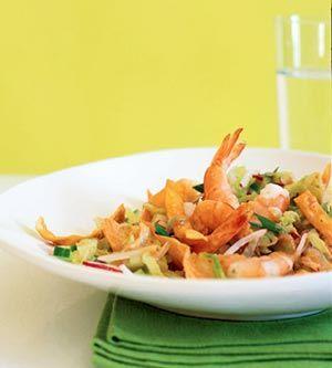 Thai shrimp saladChile Sauces, Shrimp Salad, Rissa Printables, Recipe, Food Ideas, Name, Summer, Foodies Life, Oriental Flair
