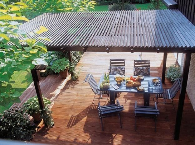 25 Sunshades and Patio Ideas Turning Backyard Designs into Summer Resorts