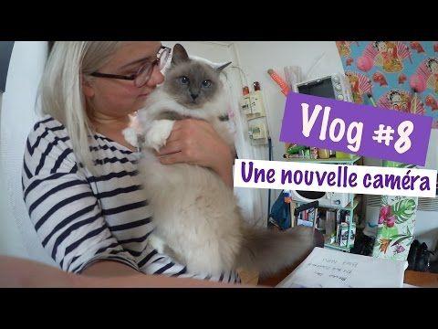 Vlog #8 - Une nouvelle caméra ! - YouTube
