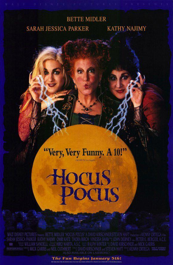 El Retorno de las Brujas (Hocus Pocus)