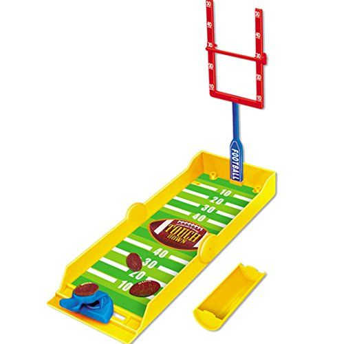 haoun Desktop Target Shooting Game Finger Catapult Rugby Play Toy Finger Mini Board Football Shooting Machine Game >>> Want to know more, click on the image.Note:It is affiliate link to Amazon.