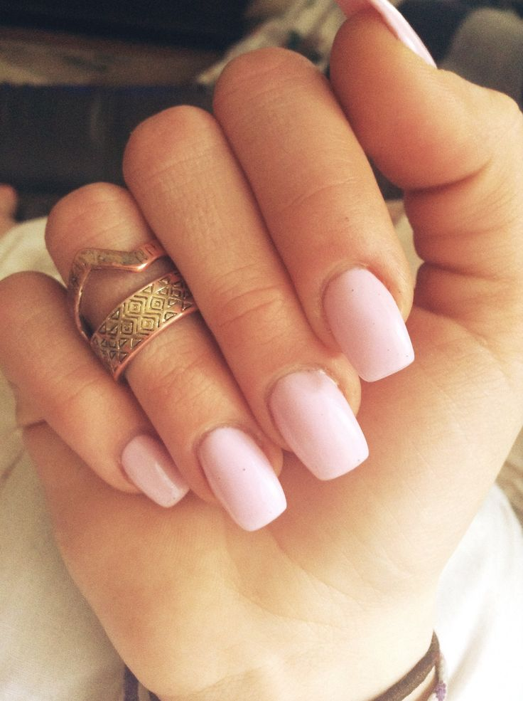 Best 25+ Light pink acrylic nails ideas on Pinterest ...