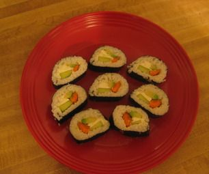 fantastic step-by-step instructions on how to make sushi for beginners, including very helpful pictures!