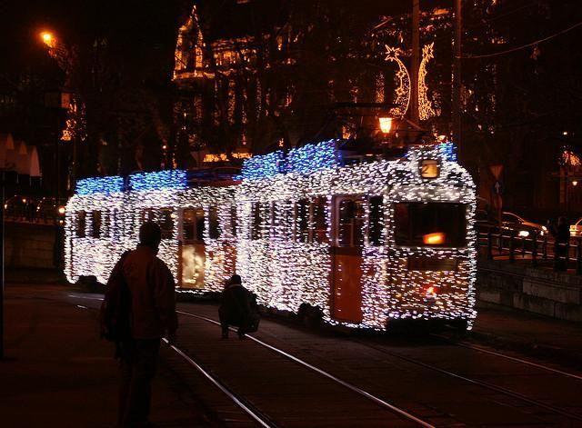Christmas Photos | 42 beautiful photos of Christmas in Budapest, Hungary