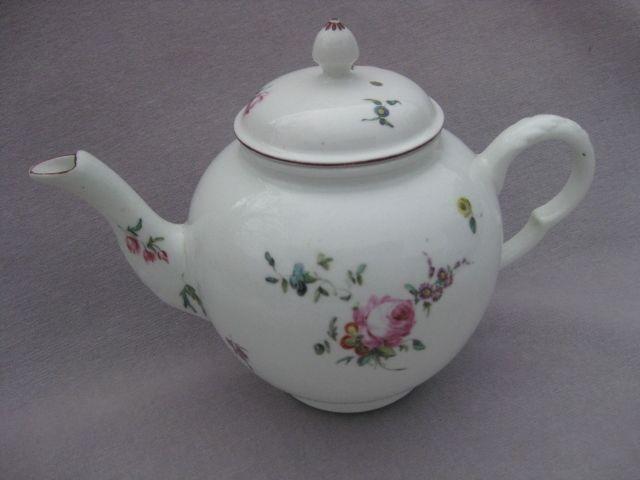 Derby teapot