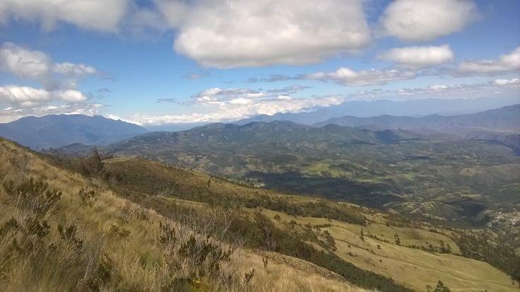 Volcán Galeras, Pasto, Nariño