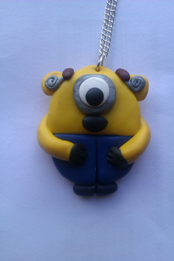 A rather unusual piece commissioned for a friend. This friend wears hearing aids and loves minions...so...